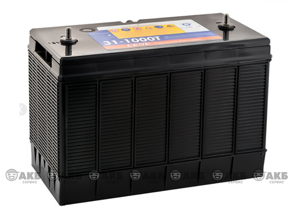 Аккумулятор CENE 31-1000T а/ч america универсальный резьба