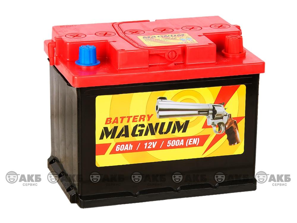 АКБ Magnum 6СТ-60 А/ч