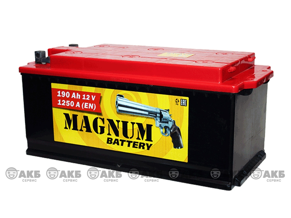 АКБ Magnum 6СТ-190 А/ч болт