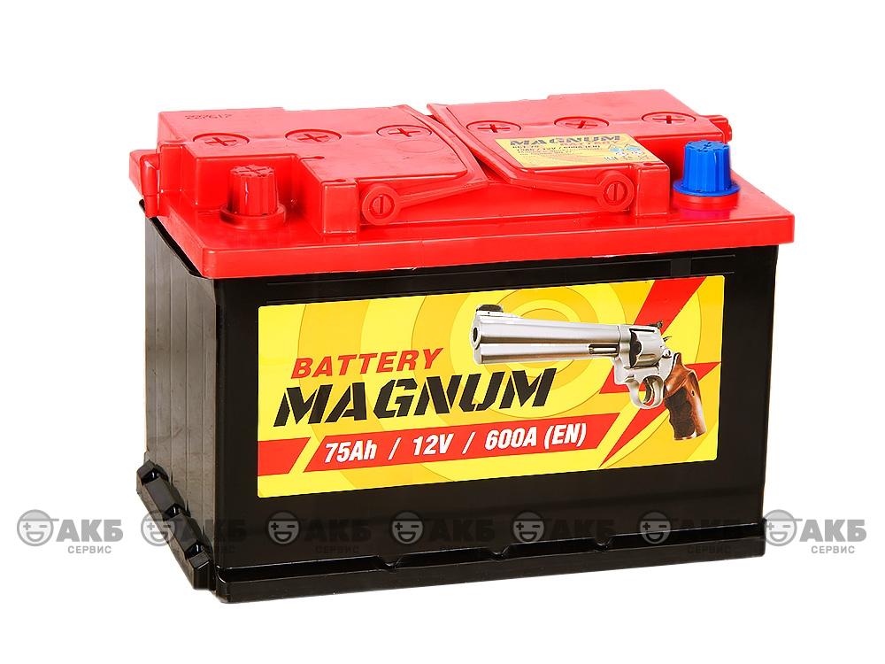 АКБ Magnum 6СТ-75 А/ч