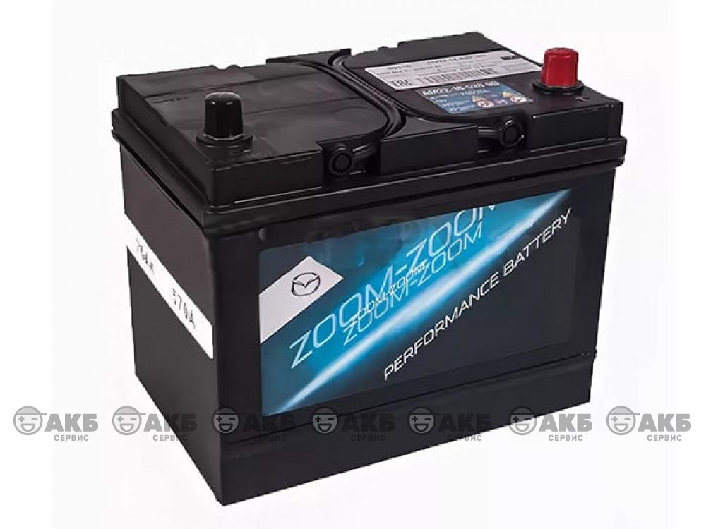 Аккумулятор MAZDA Start&Stop EFB 60 а/ч обратная полярность (азия)