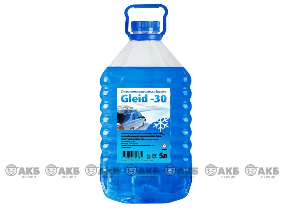 Незамерзающая жидкость ICEBERG 5 л.