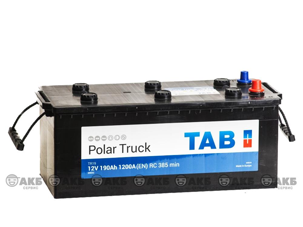 АКБ TAB Polar 190 А/ч