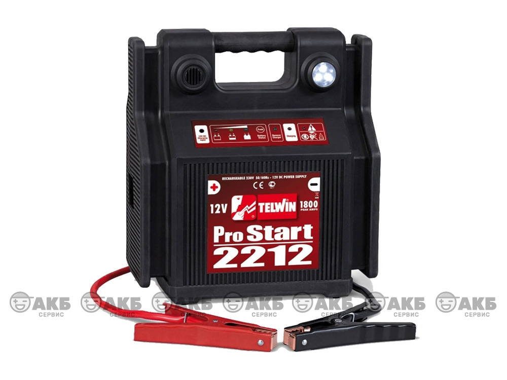 Пусковое устройство Telwin Pro Start 2212