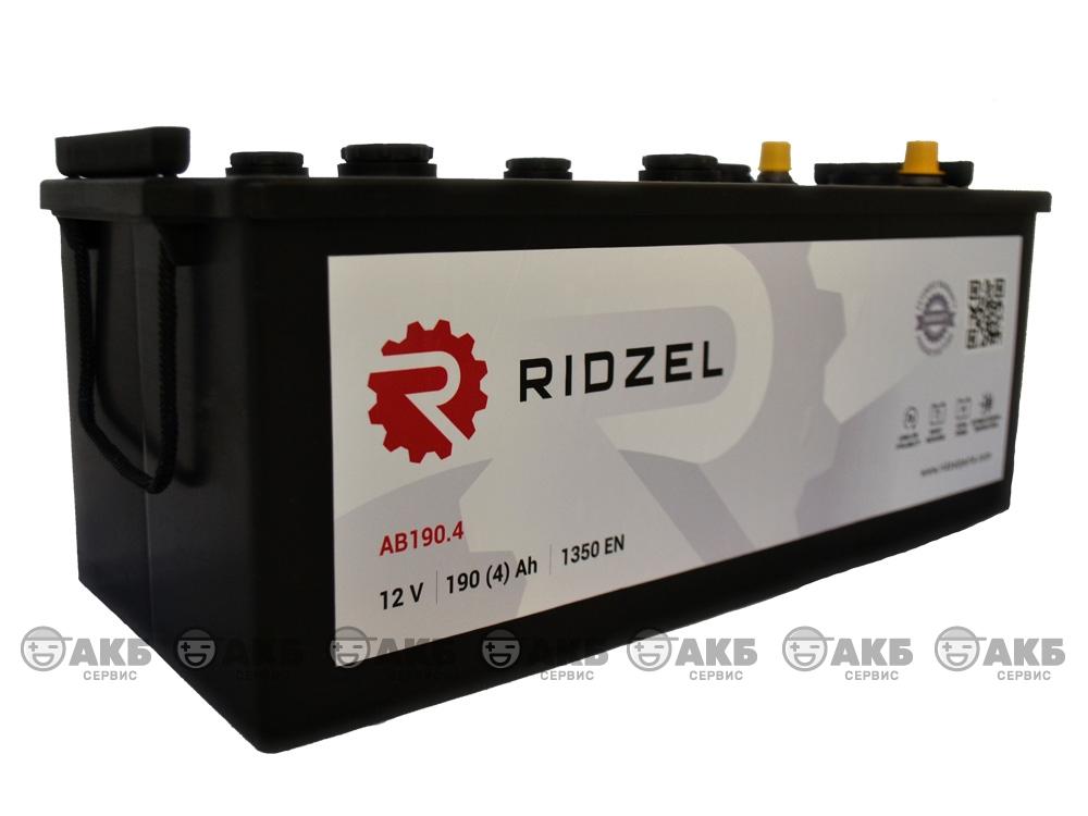 Ridzel 190 А/ч прямая