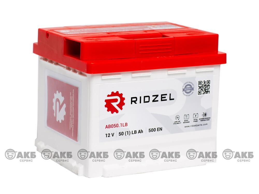 Ridzel 50 А/ч прямая полярность