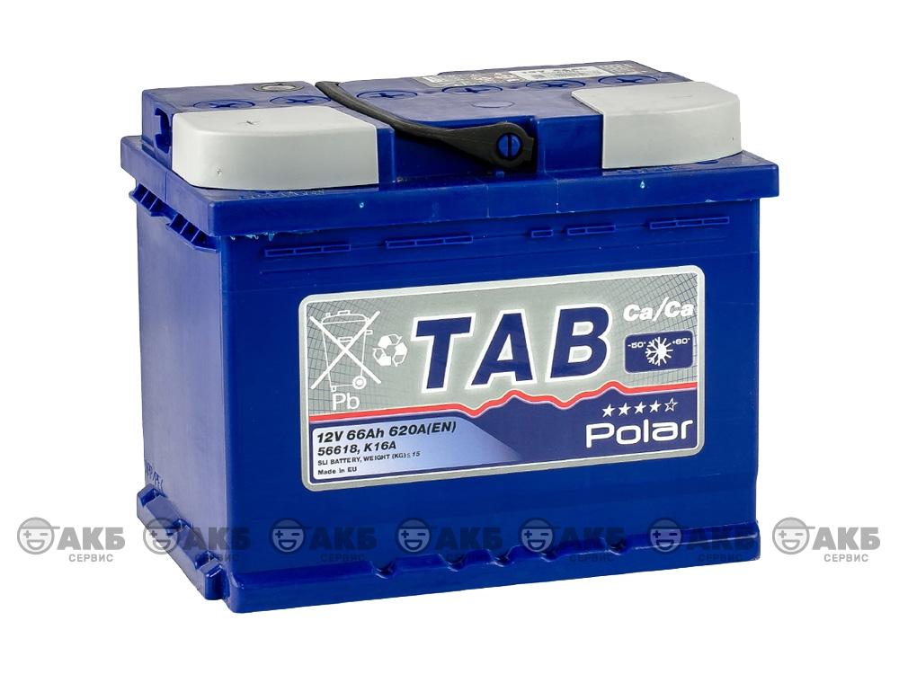 TAB Polar 66 А/ч