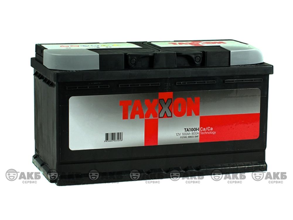 АКБ Taxxon 100 А/ч