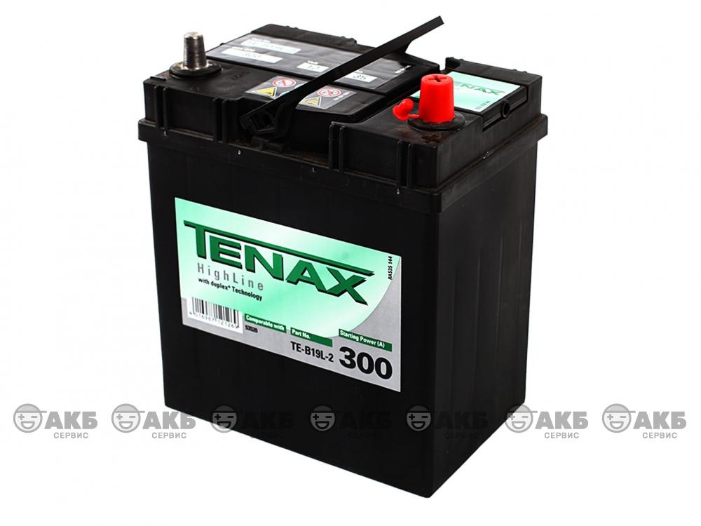 Tenax 35 А/ч Asia обратная полярность-аккумуляторная батарея премиум-класса.