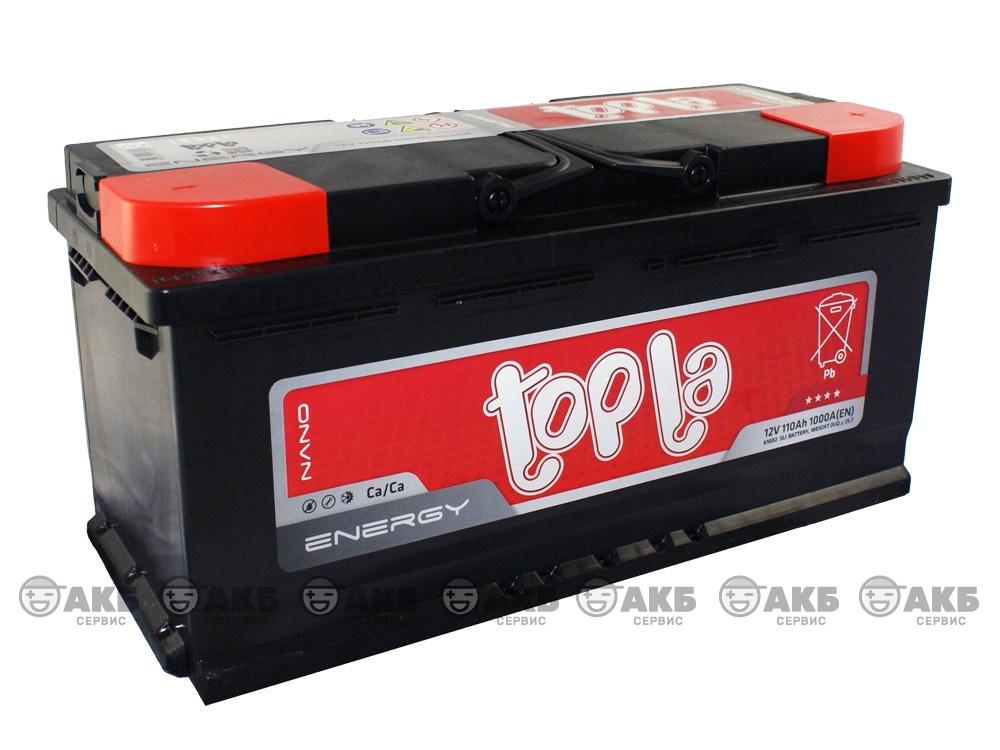 Topla 110 А/ч