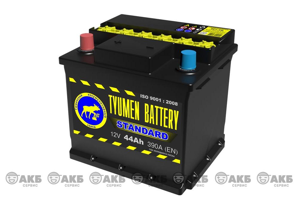 Авто аккумулятор Tyumen Battery