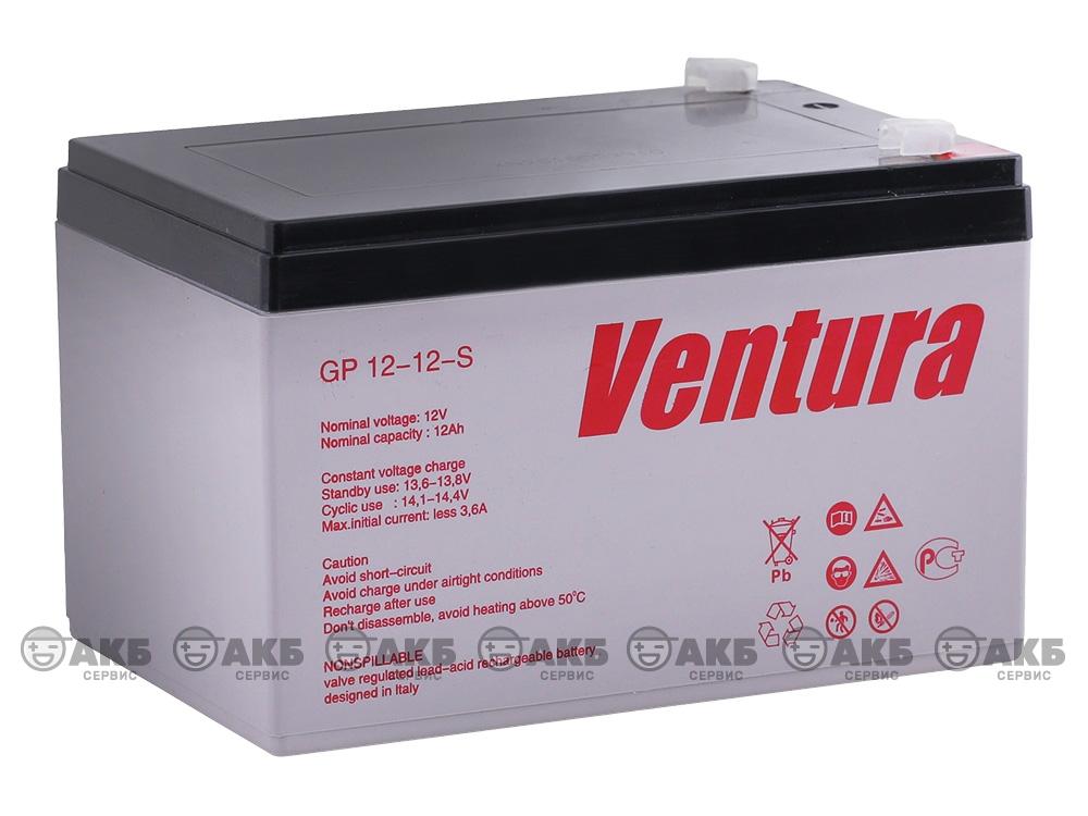 АКБ Ventura GP 12-12-S